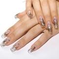 Акваріумний дизайн нігтів