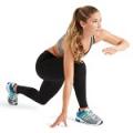 Як прибрати жир з колін: відео вправи