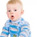 Лікування кашлю у немовлят