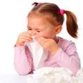 Лікування мокрого кашлю у дитини