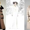 Модні пальто: зима 2013