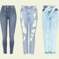 Нові 80-е: джинси із завищеною талією