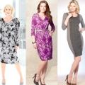 Сукні для жінок 50 років