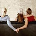 Чому чоловіки зраджують?