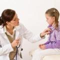 Ознаки запалення легенів у дітей