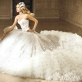 Пишні весільні сукні 2013
