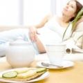 Слабкість в ногах при вагітності