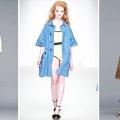 Тренди весни 2014: пальто з коротким рукавом