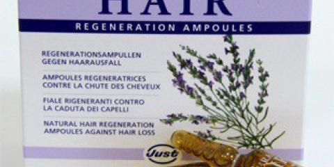 Ампули для росту волосся