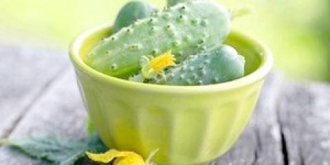 Чи можна мамі, що годує свіжі огірки?