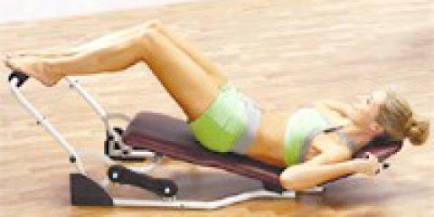 Тренажери для схуднення живота