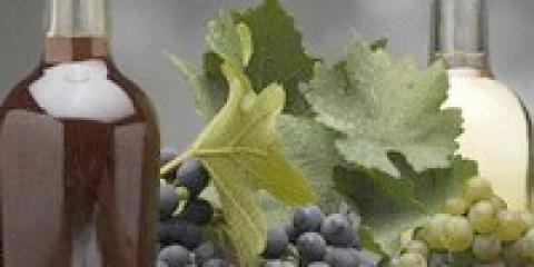 Виноградний оцет
